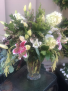 Fresh Flowers Of The Day with no contact delivery Large arrangement of flowers (photo is example)