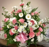 Pink and White Sympathy