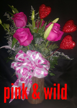 pink and wild pink and wild in Sentinel, OK | JJ GIFT SHOP