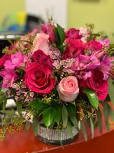 Pink  Arrangement Every Day