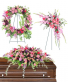 FP-3 WAS $600.00  NOW!! 350.00/3-PC. FUNERAL PACKAGE