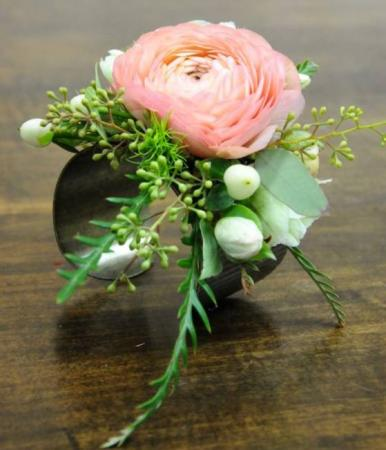 PINK BEAUTY Prom Corsage