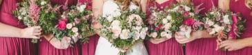 Pink & blush inspiration  Wedding Party