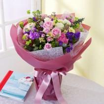 Garden Walk Handtied Bouquet