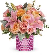 Pink Breeze Bouquet