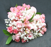 PINK BRIDAL BOUQUET BRIDAL BOUQUET