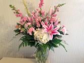 Pink Daydream Bouquet