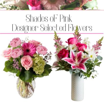 Pink-Designer's Choice