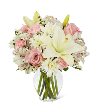 Pink Dream - 506 Vase Arrangement