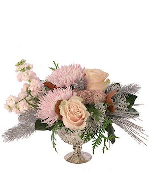 Pink Enchantment Flower Arrangement in Independence, MO | Blue Vue Flowers