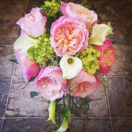 Pink Essence  Bridal Bouquet