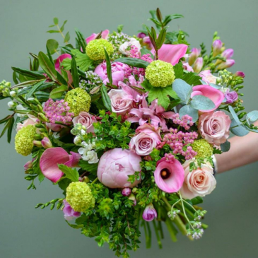 Pink  Explosion  Fresh Cut Flowers