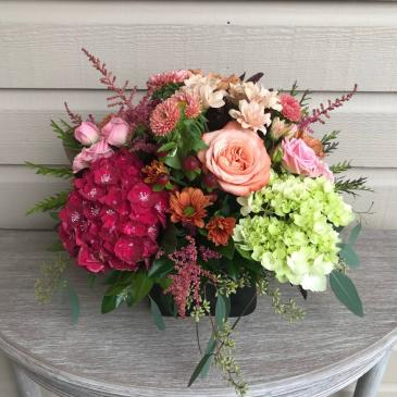Pink Fall  Arrangement