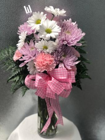 Pink Fluff Fresh Flowers