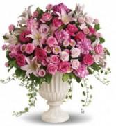 Pink Garden Tribute