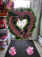Pink heart  Pink heart