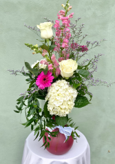 Pink Highlites  Powell Florist Exclusive