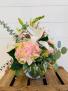 Pink Hydrangea mix  Floral Arrangement