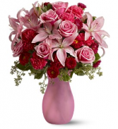 Pink Inspiration - 366 Vase Arrangement