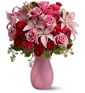 Pink Inspiration - 366 Vase Arrangement