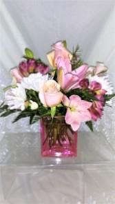 Pink Lady Floral Arrangement