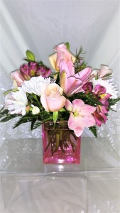 Pink Lady Floral Arrangement