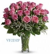 Pink Lasting Romance Floral Arrangement