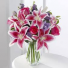 Pink Lily Arrangement Best Sellers
