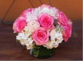 Pink Love  Pink Rose Arrangement