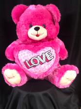 """PINK LOVE""  Musical Bear"