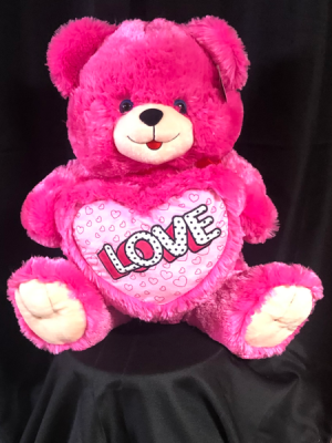 """""""PINK LOVE""""  Musical Bear  in Immokalee, FL 