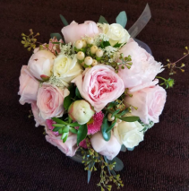 Wedding flowers from bouquet palace your local mountain home ar pink love wedding bouquet mightylinksfo