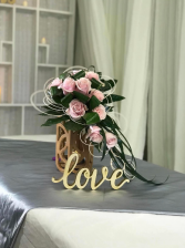 Pink Lust  Bouquet