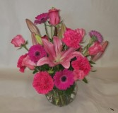 Pink Me Up Arrangement