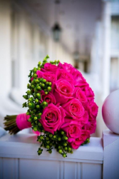Pink my Life Bride Bouquet