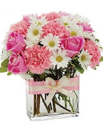 Pink N Pretty Bouquet Item #BF173-11KM