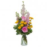 Pink N Pretty Vase