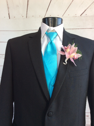 Pink Orchid Boutonniere in Culpeper, VA | ENDLESS CREATIONS FLOWERS AND GIFTS