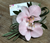 Pink Orchids Corsage