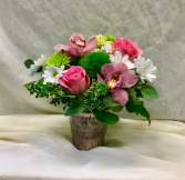 Pink Passion Fresh Floral Design
