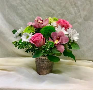 Pink Passion Fresh Floral Design