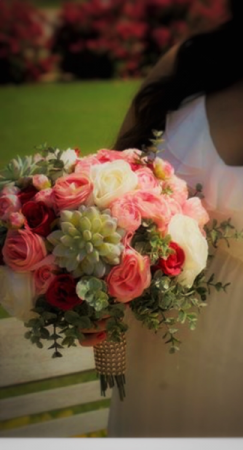 Pink Passion Wedding