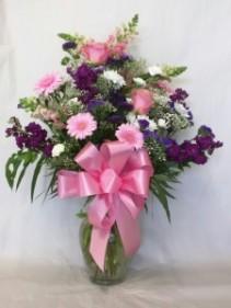 Pink Perfect Arrangement