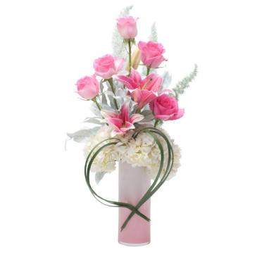Pink Perfection Arrangement