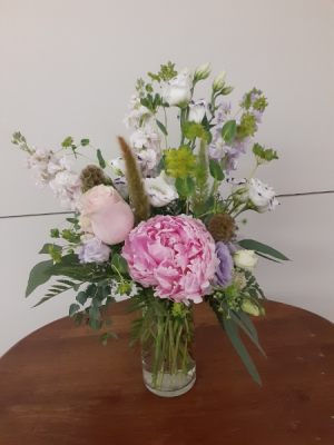 Pink Perfection  Just Because  in New Bern, NC   Tildy Floral Designs