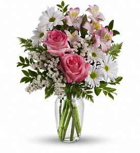 Pink & Perky Floral Bouquet