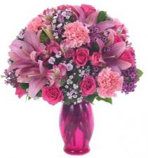 Pink Petals Bouquet BR84-11