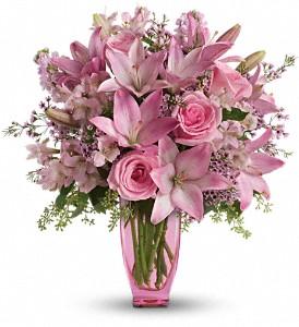 Pink Pink - 182 Vase Arrangement