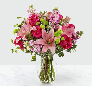 Pink Posh™ Bouquet  in Saint Cloud, FL | Bella Rosa Florist
