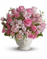 Pink Potpourri Bouquet Teleflora